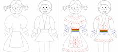 Diy And Crafts, Crafts For Kids, Arts And Crafts, Moldova, Hand Art, Romania, Montessori, Kindergarten, Folk
