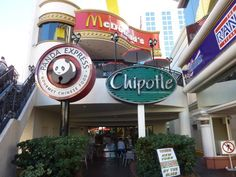 The 8 Best Food Courts on the Las Vegas Strip: Quasi Food Court at Harrah's Hotel