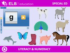Here's a selection of literacy and numeracy activities suitable for students with special educational needs. Don't have Prowise Presenter? Click on the resource link and create a free account today! (Works on any interactive projector or display).