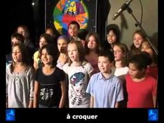 Here it is all in one place, poems, songs, writing, art we did in grade 1 around the theme of winter and Christmas (with some 5 senses and . Ap French, Core French, French Food, French Songs, U Tube, French Classroom, French Resources, Music For Kids, Chant