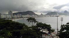 Copacabana - Rio de Janeiro / RJ - #riodejaneiro #beach #copacabana - Foto de Lais d'Ávila
