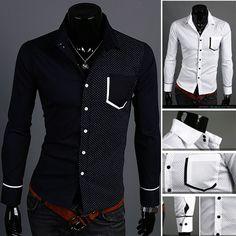 Camisa Slim Fit Ideas