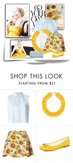 """""""...like a soft kiss blown on the breeze..."""" by enchanted-charming ❤ liked on Polyvore featuring T By Alexander Wang, Dorothy Perkins, Want Les Essentiels de la Vie, women's clothing, women, female, woman, misses and juniors"""