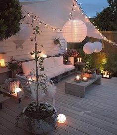Outdoor Lighting for Patio . Outdoor Lighting for Patio . 99 Best Apartment Patio Images In 2020 Outdoor Rooms, Outdoor Gardens, Outdoor Decor, Outdoor Fire, Outdoor Seating, Outdoor Ideas, Pallet Seating, Backyard Seating, Outdoor Dining