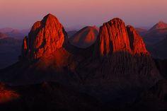 """Résultat de recherche d'images pour """"coucher de soleil tamanrasset"""""""