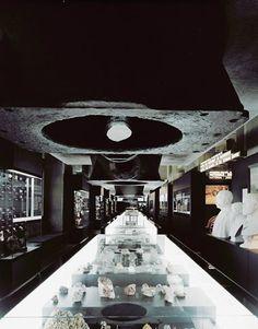 Licht   Licht in der Ausstellung