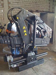 Welding Trailer, Trailer Build, Mechanical Workshop, Mechanical Design, Tow Truck, Big Trucks, Truck Mods, Truck Accesories, Homemade Tractor