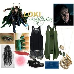 Another Loki outfit