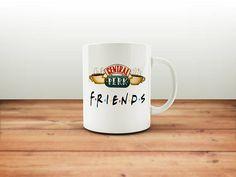 Friends TV Show Mug / Central Perk Mug / Friends Mug / Friends Show / Central Perk Friends / Friends Central Gift / Friends Lover Gift