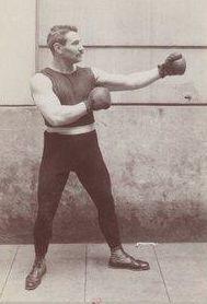 Castérès Victor (1866-1930- boxe francaise savate canne
