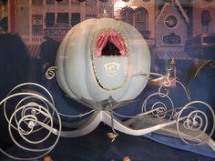 Cinderella's Carriage, Disneyland