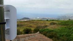 Instalación #WiFiCanarias #AirInternet en La Orotava, #Tenerife #nanoLoco @ubnt