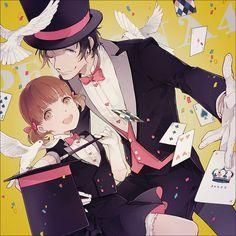 Persona 4 #persona4 #gaming #adachi #nanako