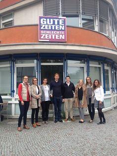 Winners trip to Berlin