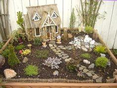 fairy house by tumbleweed