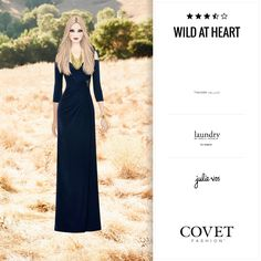Wild Hearts, Covet Fashion, Formal Dresses, My Style, Dresses For Formal, Formal Gowns, Formal Dress, Gowns, Formal Wear
