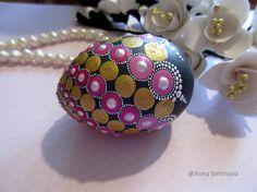 Eggs Unique colorful wooden eggs easter eggs от AnnaSmirnova74