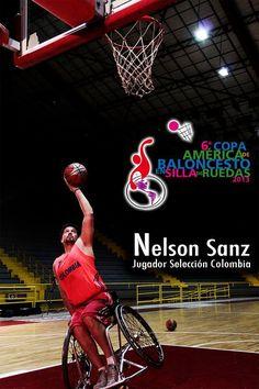 HOME - Sexta Copa América de Baloncesto en Silla de Ruedas 2013 - Sixth Americas Cup of Wheelchair Basketball 2013