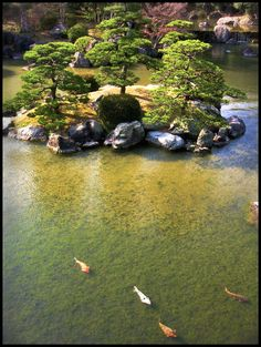 Bampaku park, Osaka, Japan Copyright: Sebayan Derubesu