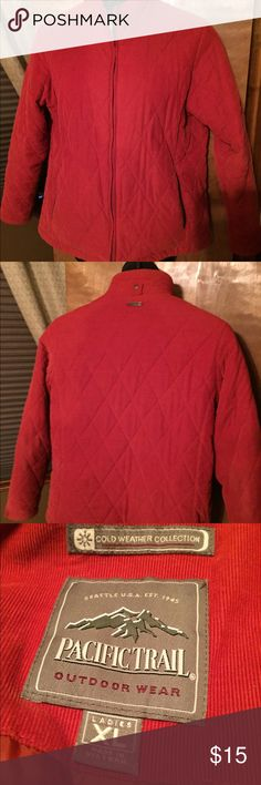 Ladies Winter Jacket Nothing wrong with this Jacket I am just downsizing. Pacific Trail Jackets & Coats