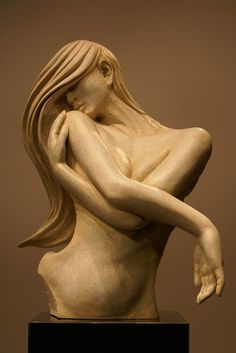 """Peace"" erotic statue made from hand-layed fiberglass,stainless steel,brass,etc. CHINA"