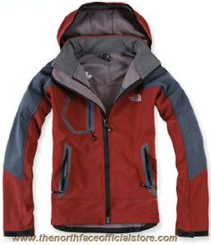 New 2014 Mens The North Face Windstopper Red Outlet TNF1145