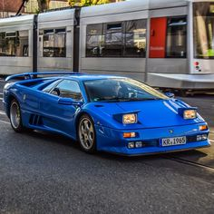 Lamborghini Diablo Follow @GentlemansCreeds Follow @GentlemansCreeds # Freshly Uploaded To www.MadWhips.com Photo by @super_cars_europe