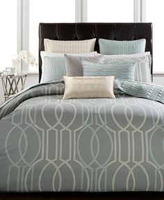 Hotel Collection Modern Interlace Bedding Collection, Only at Macy's - Bedding Collections - Bed & Bath - Macy's
