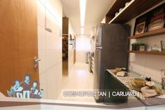 Moderno e elegante, o Cosmopolitan Shopping Park reúne todo o conforto que você merece. #decor #kitchen