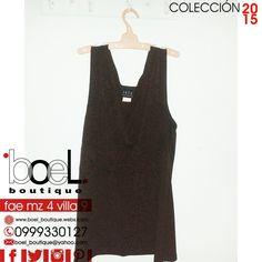 Otras blusitas que no se pueden perder a $15 cada una! Cdla. La Fae Mz 4 Villa 9 boel_boutique@yahoo.com http://ift.tt/1sumHN0