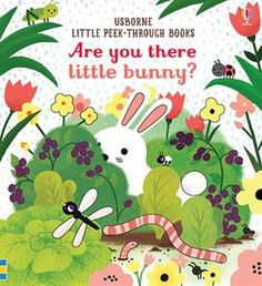 """In this beautifully illustrated hide-and-seek series, children can """"spot"""" the bunny through a hole on each page... but when they turn the page, it isn't the bunny at all! Very young children will love searching for the elusive bunny, and all the charming details and other animals they discover along the way."""