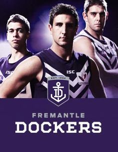 New look for Fremantle Dockers - Official AFL Website of the Fremantle Football Club