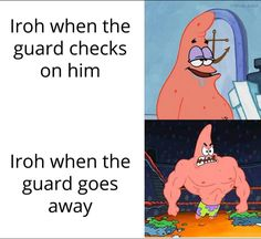 Avatar The Last Airbender Funny, The Last Avatar, Avatar Funny, Avatar Airbender, Avatar Aang, Iroh, Stupid Funny Memes, Funny Relatable Memes, Barbie