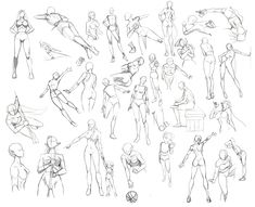 Female anatomy by Precia-T.deviantart.com on @deviantART