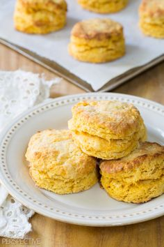 Fabulous Sweet Potato Biscuits! #biscuits #sweetpotato #holiday #thanksgiving