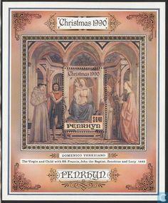 1990 - Penrhyn - Christmas