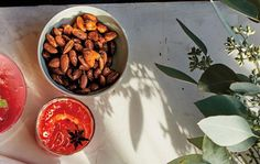 Rosemary Almonds