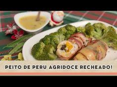 Peito de Peru Agridoce Recheado | Receitas de Minuto - A Solução prática para o seu dia-a-dia!Receitas de Minuto – A Solução prática para o seu dia-a-dia!