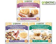 Win a Case of GoPicnic Breakfast Meals