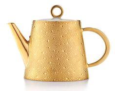Ecume teapot by Bernardaud