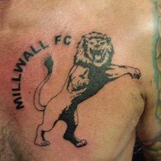 My pride and joy Millwall Fc, Tattoos, Pride, Joy, Tatuajes, Tattoo, Glee, Being Happy, Tattos