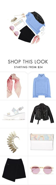 """Dolt"" by girl-pictured ❤ liked on Polyvore featuring Halston Heritage, Tory Burch, Nasty Gal, Child Of Wild, ban.do, MARC CAIN, Sheriff&Cherry and Dee Berkley"
