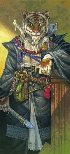 Rakshata Fantasy Image by Chris Seaman Fantasy Races, Fantasy Rpg, Fantasy Artwork, Dnd Characters, Fantasy Characters, Character Concept, Character Art, Character Ideas, Character Portraits