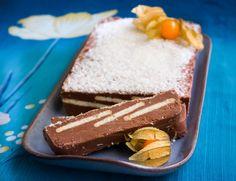 Radiokaka - Ischokladkaka Zeina, Vanilla Cake, Cheesecake, Vegetarian, Cookies, Desserts, Food, Crack Crackers, Tailgate Desserts