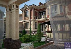 Home design in Uzbekistan from SDS PROEKT