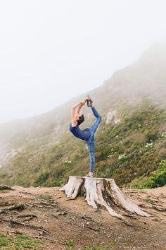 Flexibility. Balance. Namaste.