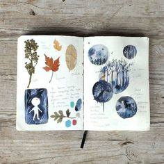 The forest in me sketchbook Adolfo Serra Art Journal Pages, Artist Journal, Art Journals, Inspiration Drawing, Art Journal Inspiration, Art Inspo, Tattoo Sketch, Art Tumblr, Watercolor Art Paintings