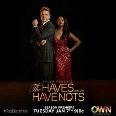 It's coming back! #TooDarnHot #HavesandHaveNots