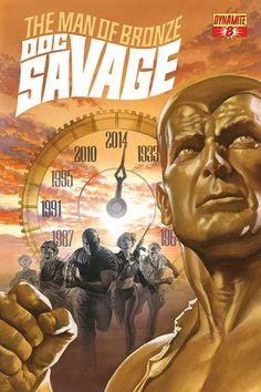 Doc Savage #8