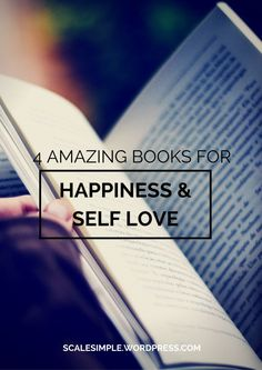 When it comes to searching for happiness it all boils down to self love, without loving yourself how can you love others? How can we really express gratitude and acceptance if we can't feel it towards ourselves. Some people struggle with thi Self Love Books, Good Books, Books To Read, Amazing Books, Book Suggestions, Book Recommendations, Reading Lists, Book Lists, Books For Moms
